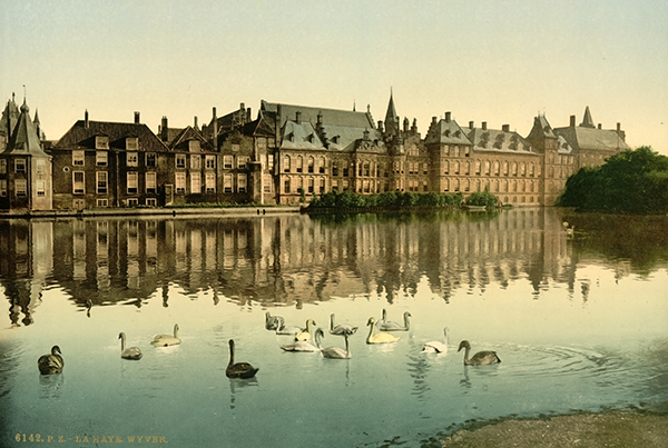 Hague, Holland – Photochrom 3f